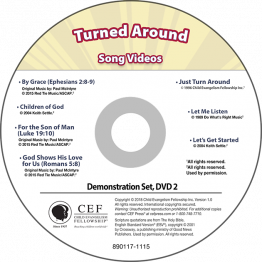 Turned Around Song Video Album MP4 'Download'