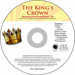 The King's Crown Kit (Easter Party Kit) Download
