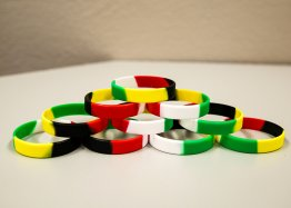 Wordless Book Wristbands