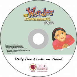 Wonder Devotional DVD