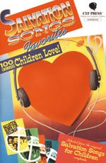 Salvation Songs Favorites Songbook