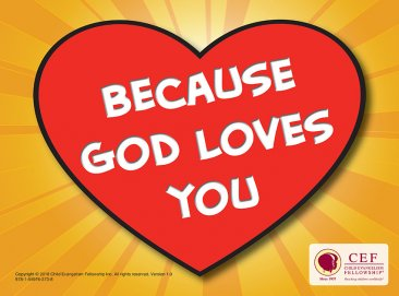 Because God Loves You (Easter Party Kit)