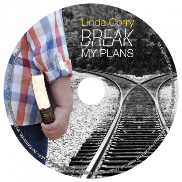 Break My Plans Music CD