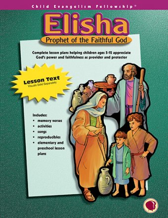 Elisha: Prophet of the Faithful God - English Text