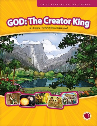 God: The Creator King - English text