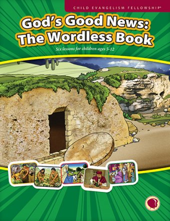 God's Good News: The Wordless Book - English text