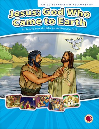Jesus: God Who Came to Earth - English Text