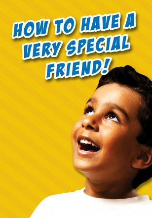 How to Have a Very Special Friend!, tract
