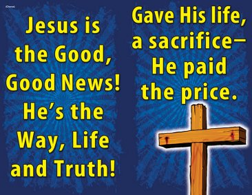 Jesus Is the Good News