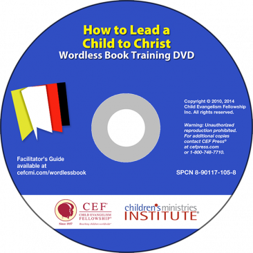 Wordless Book Training DVD