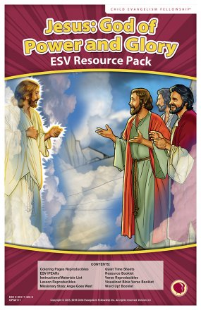 Jesus: God of Power & Glory Resource Pack ESV