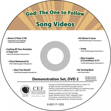 God: The One to Follow Song Video Album MP4 'Download'