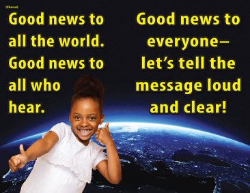 Good News to All the World