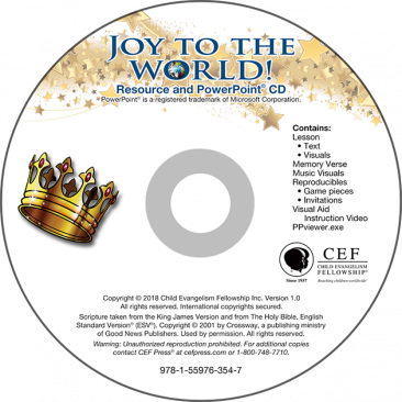 Joy to the World (Christmas Party Kit)