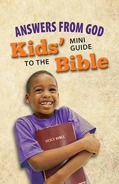 Kids Mini Guide to the Bible