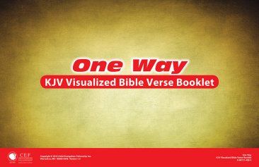 One Way Verse Visuals KJV