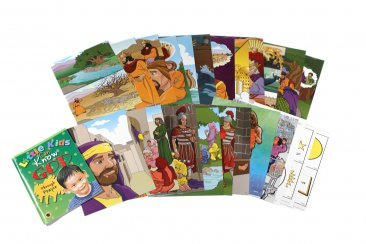 Little Kids Can Know God through Prayer - Kit