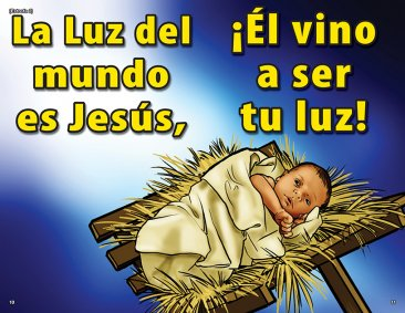 Jesús es la luz (Joy to the World)