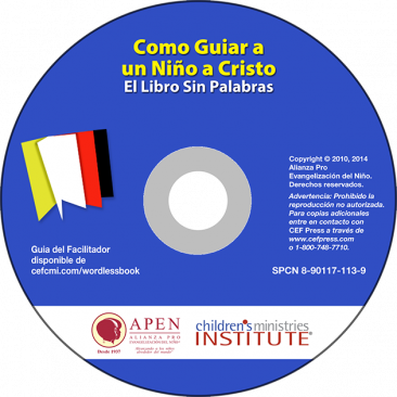 El Libro Sin Palabras-Entrenamiento por DVD (Wordless Book Training)