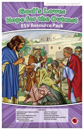 God's Love: Hope for the Outcast Resource Pack ESV